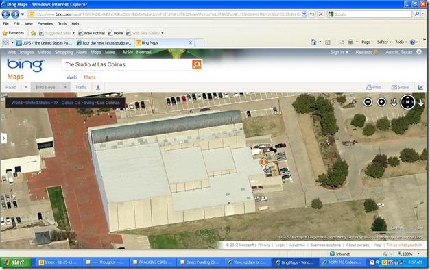 GBTV Aerial Photo Close-up