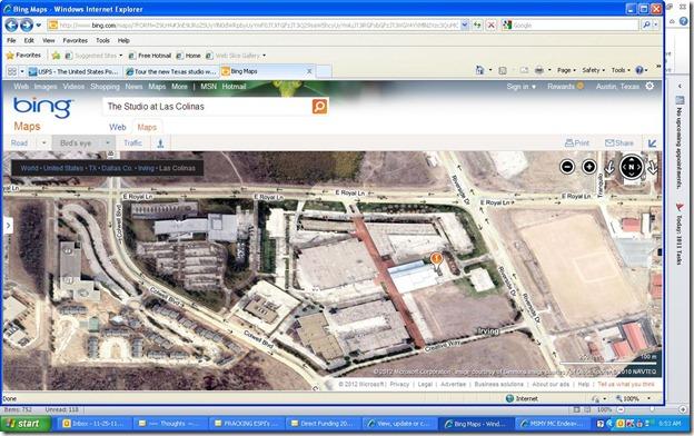 GBTV Aerial Photo