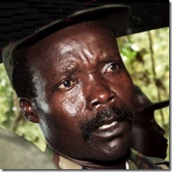 Kony from Uganda