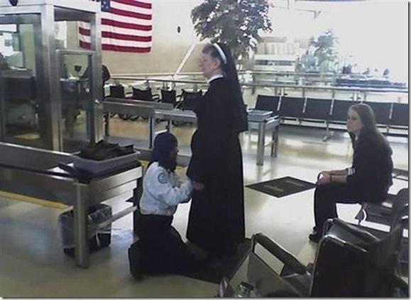 TSA - Really