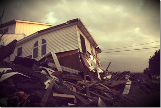 Breezy Point Queens After Hurricane Sandy