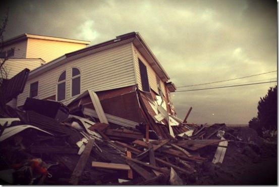 Breezy Point Queens After Hurricane Sandy