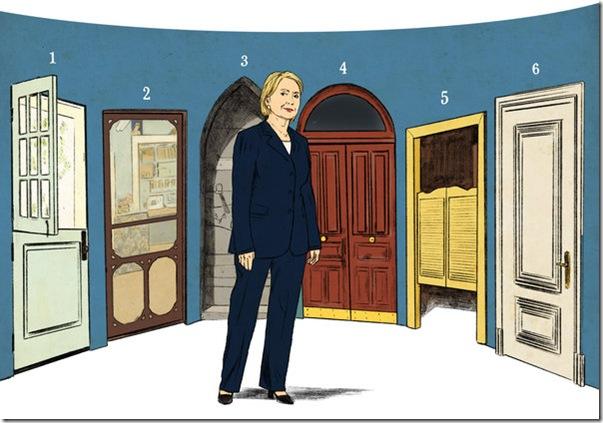 Hillarys Next Move