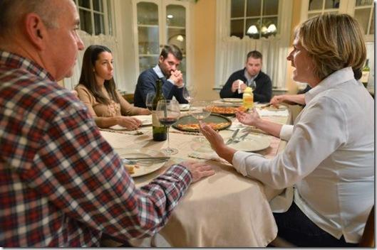 political war at Thanksgiving - AP Josh Reynolds