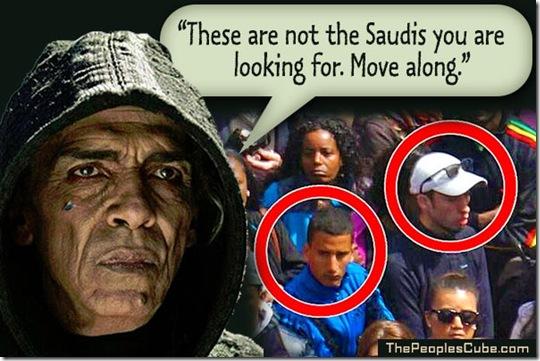 Saudi Money for Boston Marathon Bombing