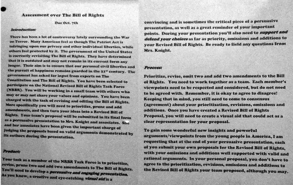 First Amendment Essay The Importance Of The First Amendment Essays