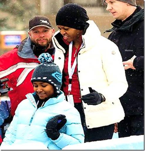 Obama Ski Trip