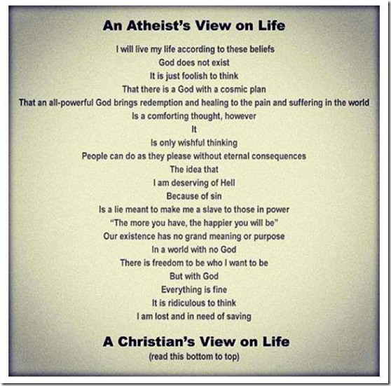 "atheism vs christian religion 1601 quotes have been tagged as atheism:  ""religion has actually convinced people that there's an  — christianity has done its utmost to close the ."