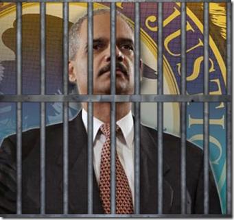 Holder in Jail