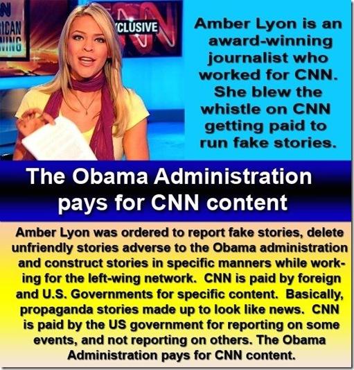 CNN Fakes Stories