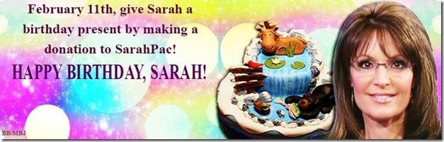 Happy Birthday Sarah_February 11th