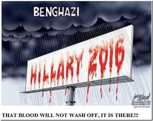 Hillary 2016 Is Washing Away
