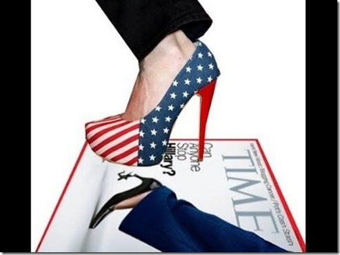 Palin Show on Hillary Times