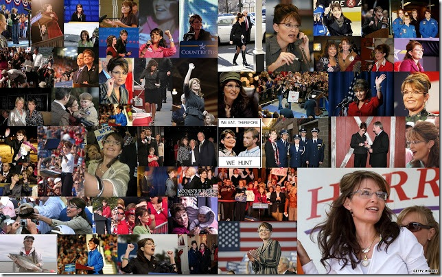 Sarah Palin Collage