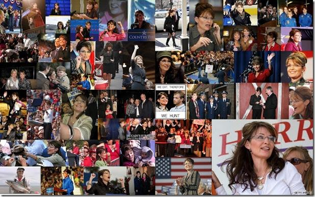 Sarah Palin Collage
