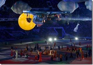 Sochi Olympics Closing Celemony 2