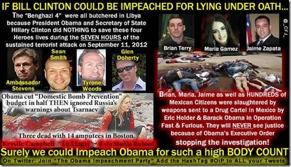 Benghazi Impeachment