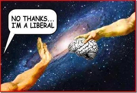 No Thanks I Am A Liberal