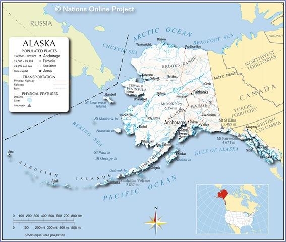 Russia Takes Back Alaska  Askmarion