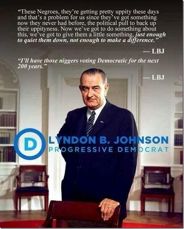 LBJ Progressive Southern Democrat