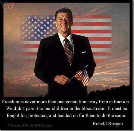 Reagan On Freedom
