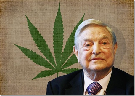 Soros - Pot Initiatives