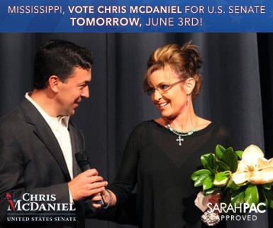 McDaniels for Senate