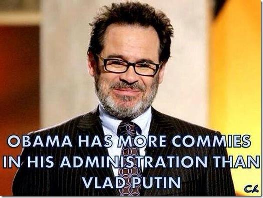 Dennis Miller - Obama Admin