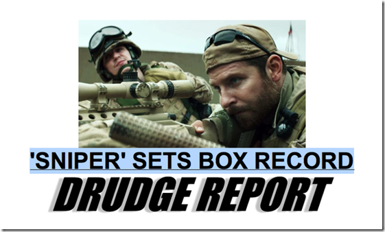 Sniper Sets Box Record