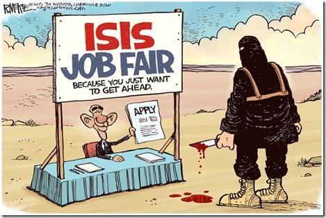 ISIS Job Fair