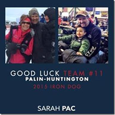Team Huntington-Palin