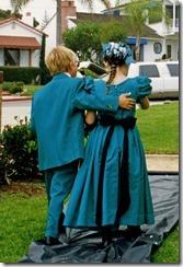 W-RB Darren & FG Summer - Tim and Marion Wedding 1983